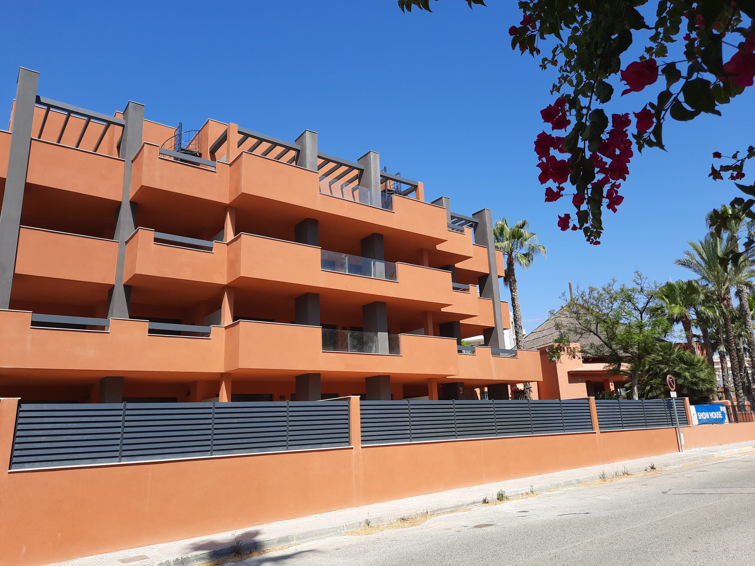 New built apartements in Orihuela Costa